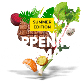 Happening Gourmand – Summer Edition!